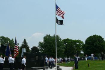 Waterford Township Veterans Memorial Dedication 7