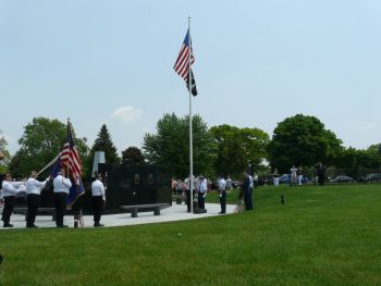 Waterford Township Veterans Memorial Dedication 8