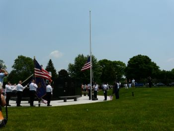 Waterford Township Veterans Memorial Dedication 9