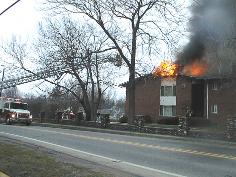 Partician Apartments Fire (2002)